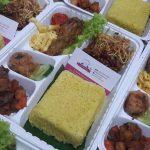 Nasi Kotak di Bali