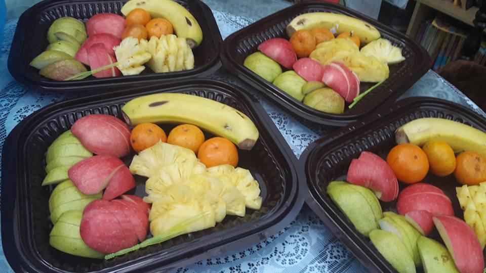 Snack buah
